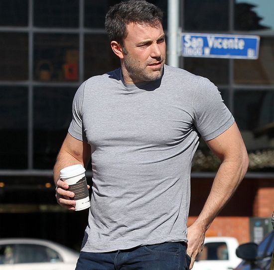 Ben Affleck Body Diet Plan