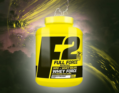 F2 FULL FORCE WHEY FORCE