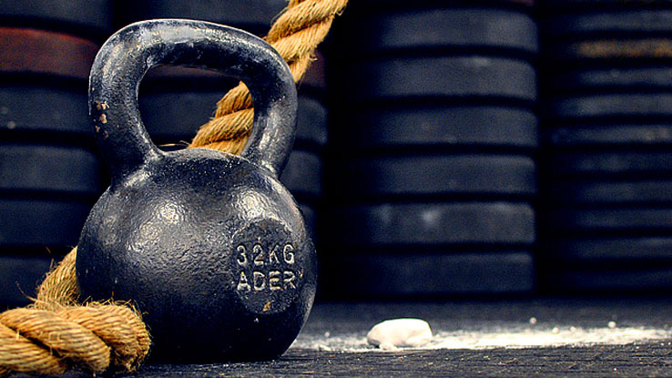 Kettlebells for Size and Strength