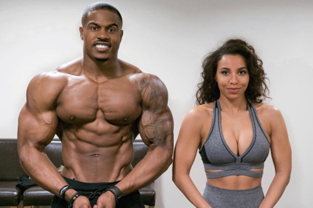 Simeon Panda and Chanel Coco Brown 605335