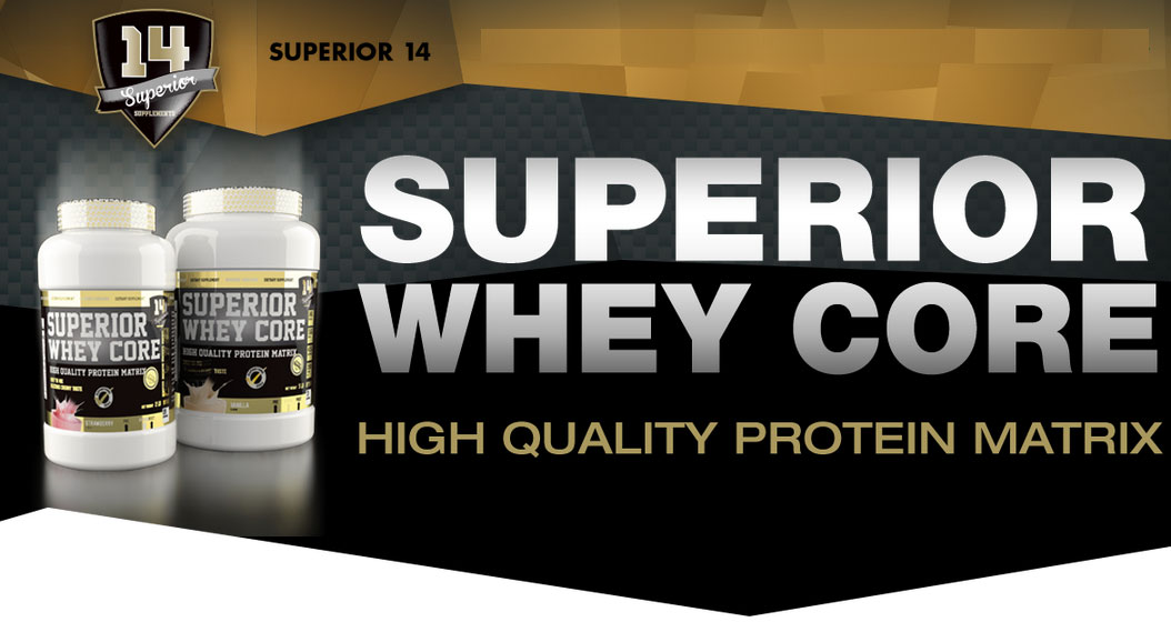 superior14 whey core
