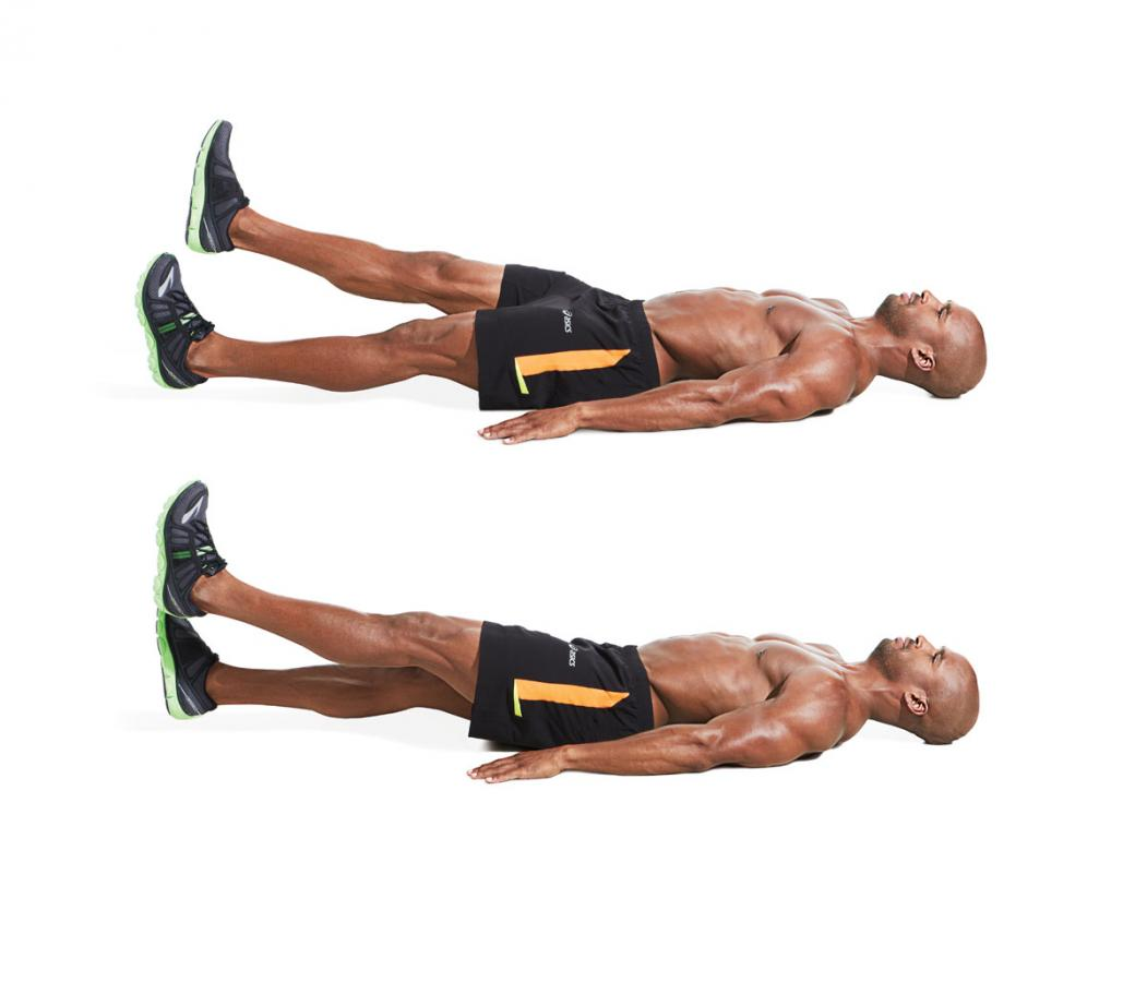 flutter kick every ab ripping exercise from the 21 day shred