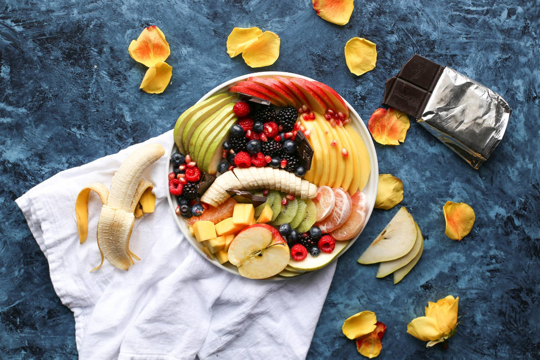 fruits bowl