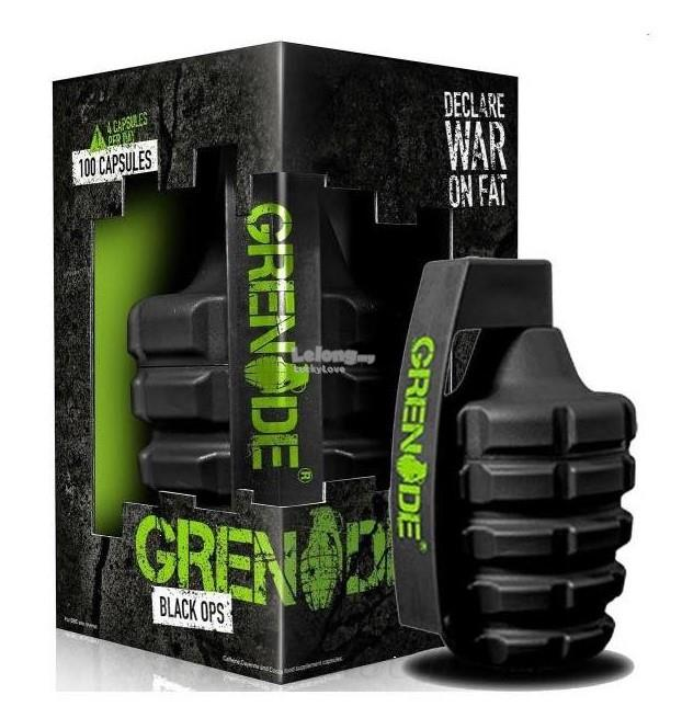 grenade black ops fat burner uk 100 capsules hydroxycut luckylove 1805 14 LuckyLove8