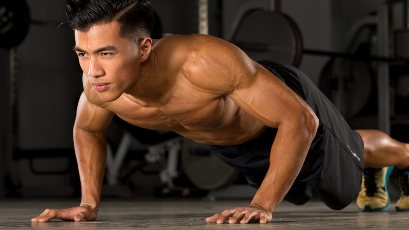 take your pushup skills from beginner to badass header 830x467