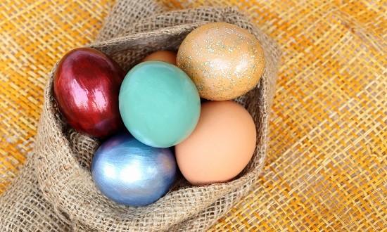 Πώς βάφουμε τα αυγά με φυσικά υλικά ca74c863fad