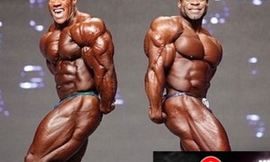 "Xαμός στην συνέντευξη Τύπου του ""Mr Olympia 2014"" (VIDEO)"